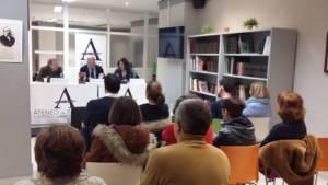 Presentación de «El caso Anne», de Gustavo Dessal