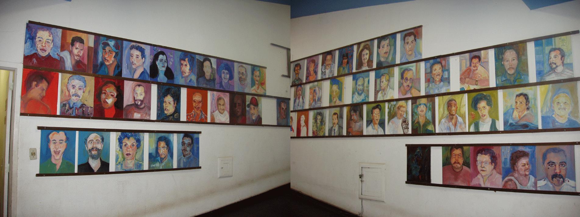 Museo del Inconsciente, Rio de Janeiro, 2005, MD. Atopos.